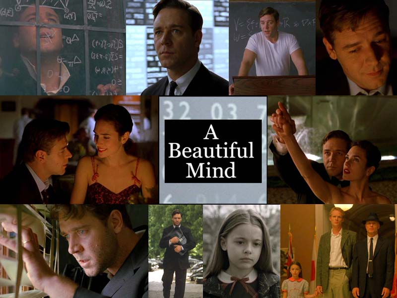 an analysis of a beautiful mind a drama film by ron howard Report abuse home nonfiction academic analysis of a beautiful mind in a beautiful mind gives insight into the lives story with a little less drama if.