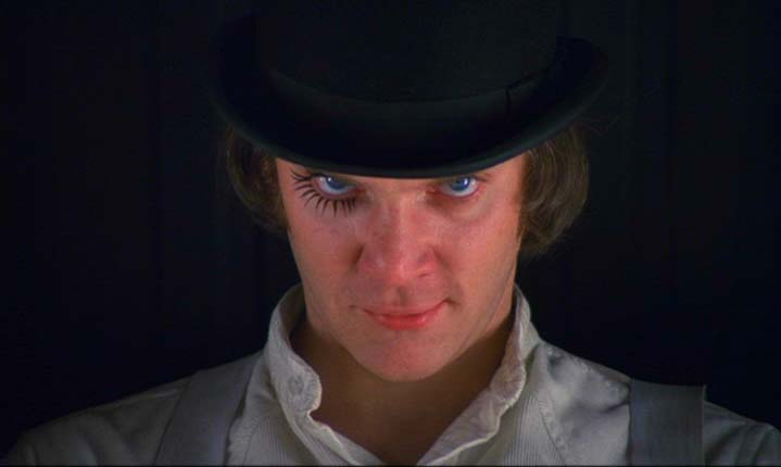 Clockwork Orange - cap 1