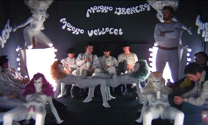 Clockwork Orange - cap 2