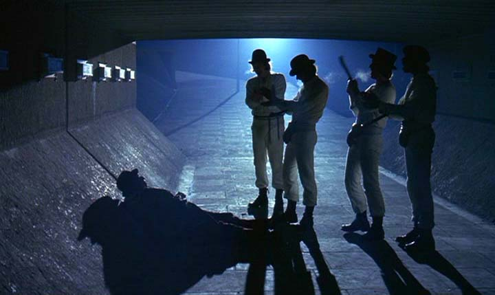 Clockwork Orange - cap 3