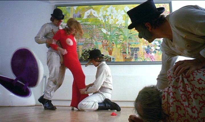 Clockwork Orange - cap 5