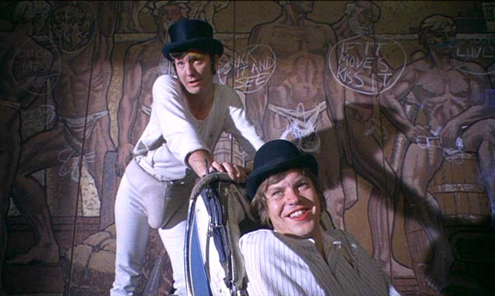 Clockwork Orange - cap 8