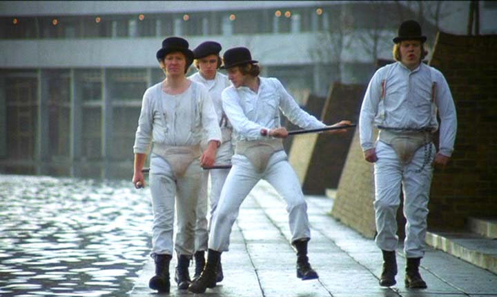 Clockwork Orange - cap 9